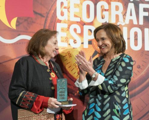 Carmen Sarmiento Premios SGE
