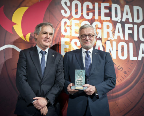 Programa Copernicus Premios SGE