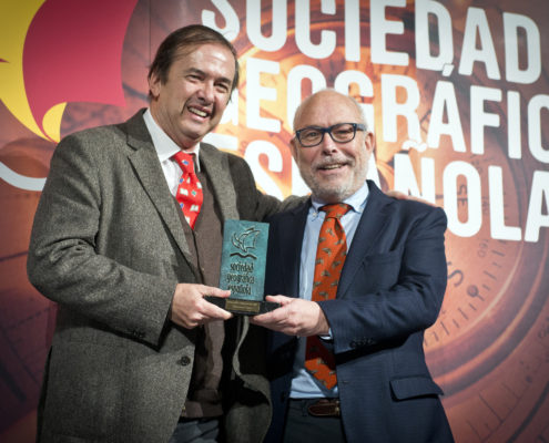 Javier Moro Premios SGE