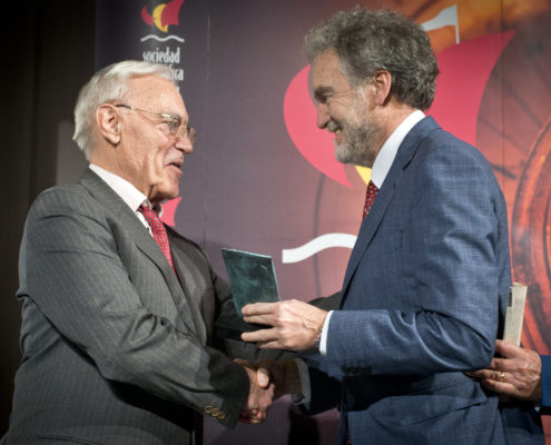 Thierry Juteau Premios SGE