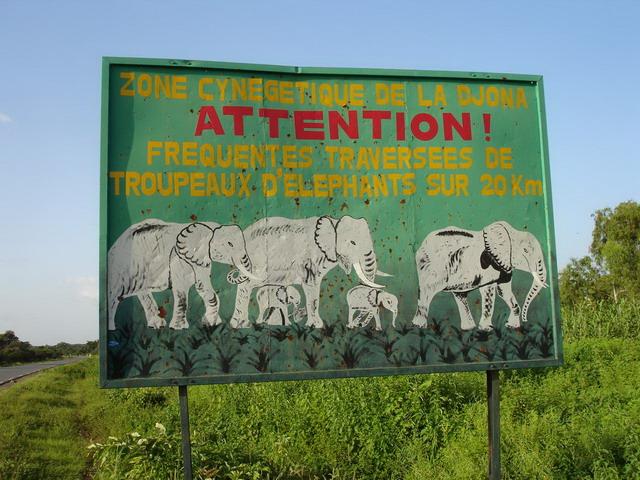 Al norte de Benin