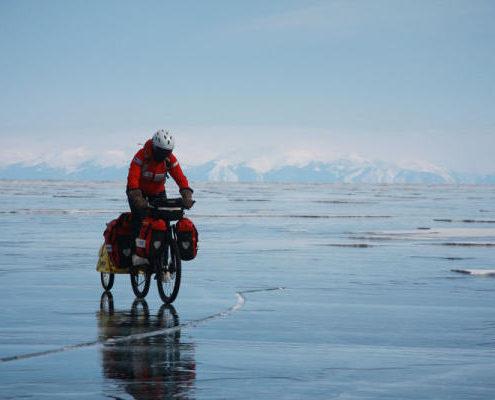 Expedición Aventura en el Lago Baikal