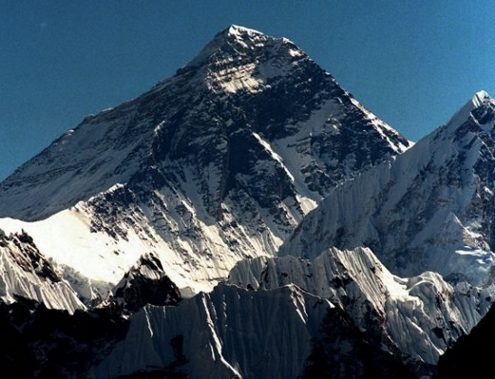 Mis crónicas del Everest