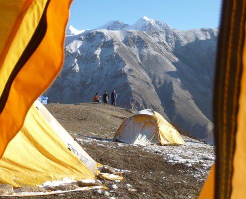 Expedición al Gyaji Kang