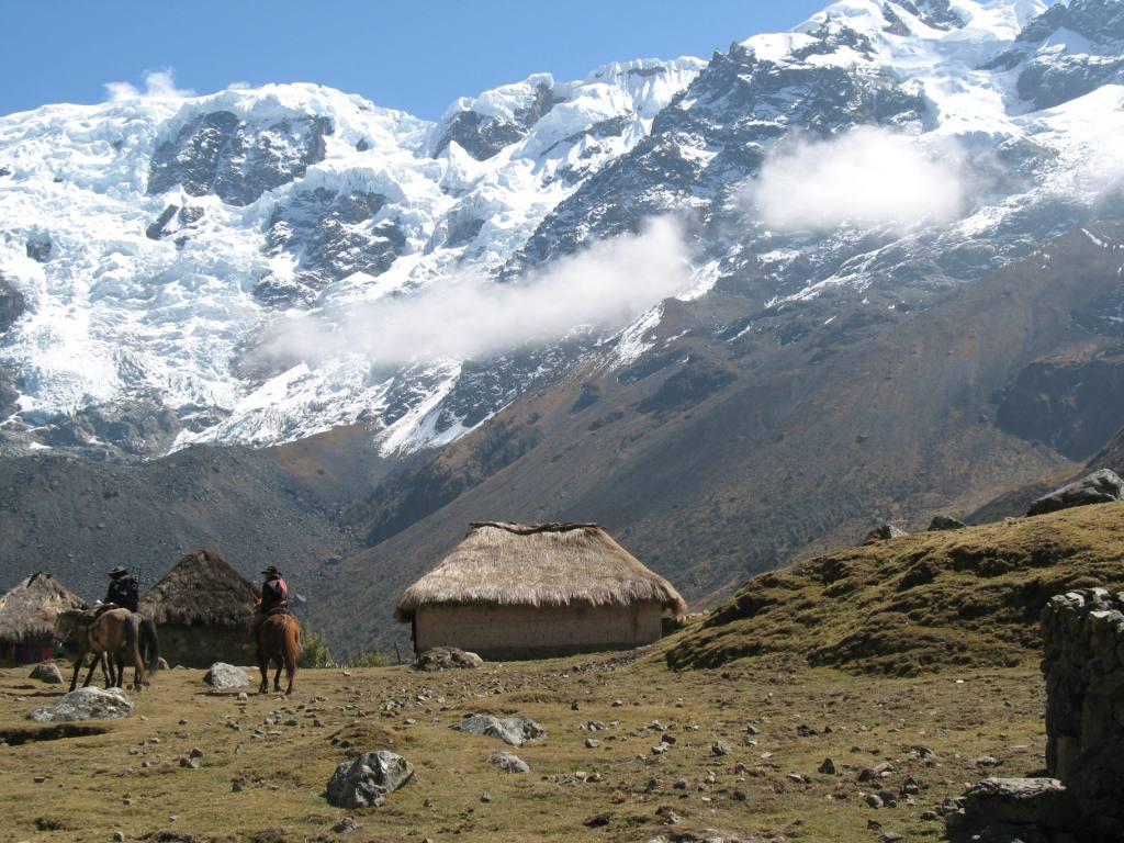 Expedición Vilcabamba 2013