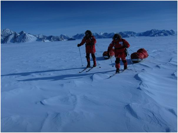 Expedición Polo Sur 2011
