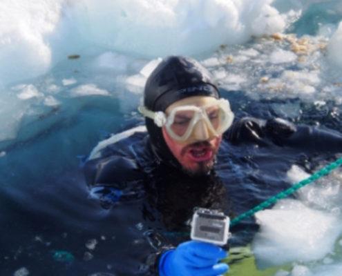 Expedición Subpolar Paco Acedo