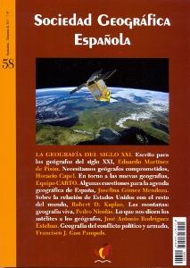 Boletin 58 - La Geografia del siglo XXI