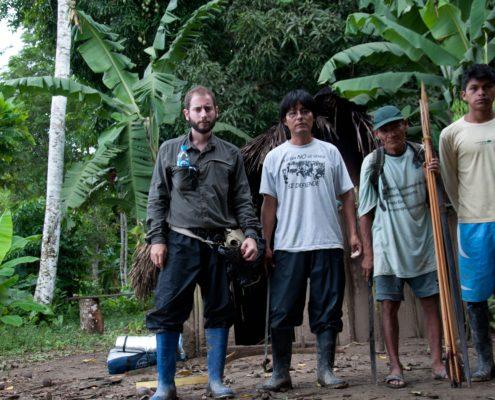 expedición amarakaeri 2016
