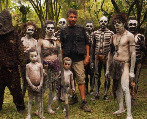 Paco Acedo expedición Melanesia 2017