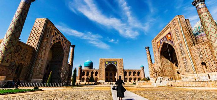 Uzbekistan - Patricia Almarcegui - Asia en la maleta