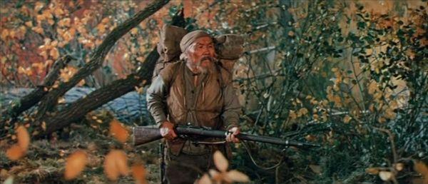 """CARTOCINE: """"Dersu Uzala"""", de Akira Kurosawa"""
