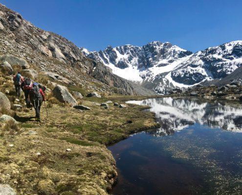 Expedición científica a la Cordillera Pariacaca
